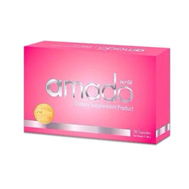 อมาโด้ Amado 1 กล่องมี 30 แคปซูล