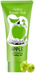 *พร้อมส่ง* คาวาอี้ วิ้งค์ แอปเปิ้ล ไวท์เทนนิ่ง พีลลิ่ง เจล ขัดขี้ไคล