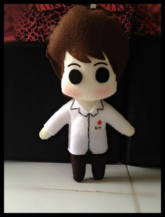 ตุ๊กตาหมอริท TS6