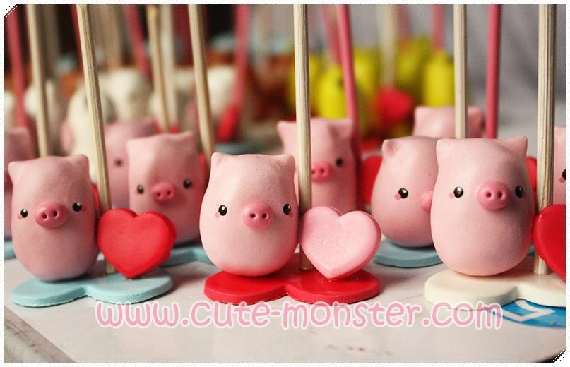 Wedding souvenirs [Pig&heart]