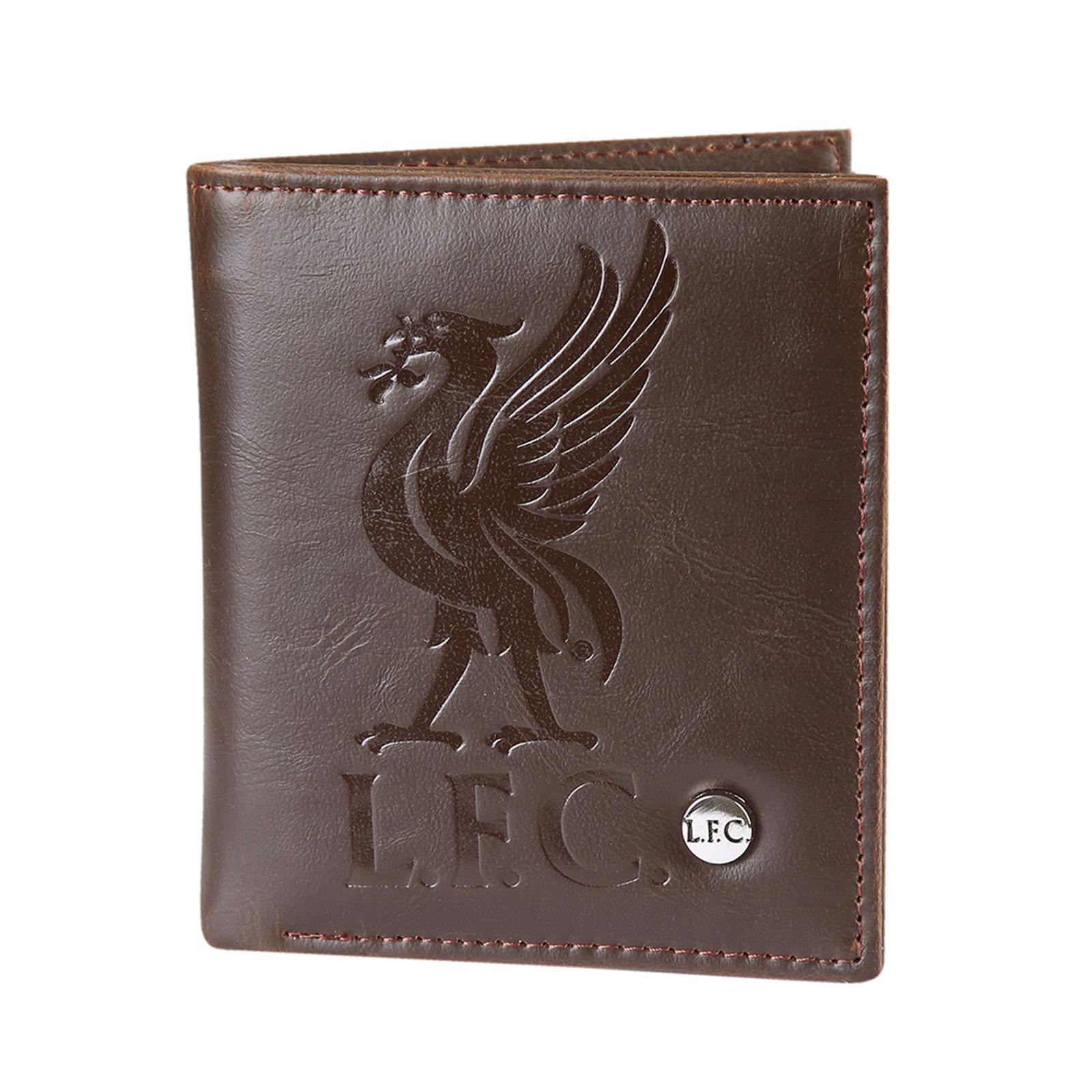 กระเป๋าสตางค์ลิเวอร์พูล Luxury Brown ของแท้