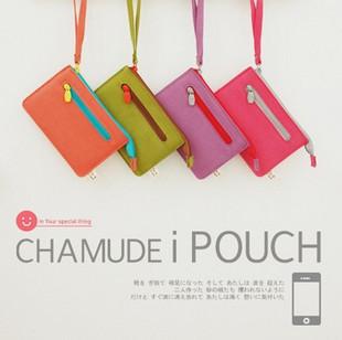 กระเป๋าใส่โทรศัพท์ chamude i pouch แท้จากเกาหลี