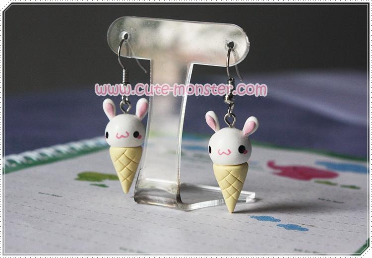 Bunny Ice-cream cone