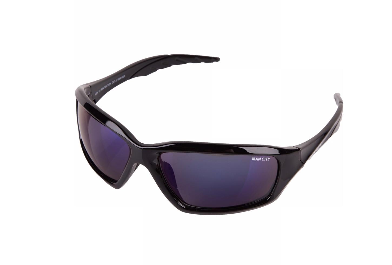 แว่นกันแดดแมนเชสเตอร์ ซิตี้ Sports Wrap Sunglasses Adult ของแท้