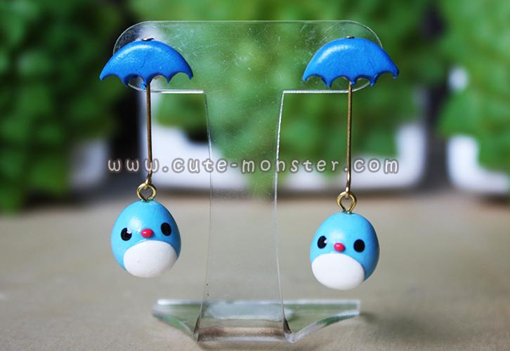 Blue penquin