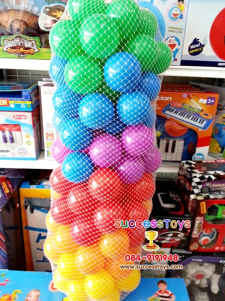 ลูกบอล 100 ลูก (ลูกใหญ่)