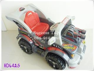 รถแบตเตอรี่เด็กนั่ง รุ่นHD6425 รถจิ๊ป