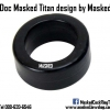 Doc Masked Titan Cock Ring design by Masked