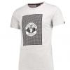 เสื้อทีเชิ้ตแมนเชสเตอร์ ยูไนเต็ด Snorkel T-Shirt Grey Heather ของแท้