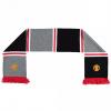 ผ้าพันคอแมนแมนเชสเตอร์ ยูไนเต็ด Bar Scarf - Grey ของแท้