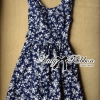 Lady Ribbon's Made Lady Sophie Sweet Petite Flowery Dress