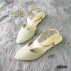 945) Jessica Mc Flat Shoe คัชชูเตี้ยรัดส้น