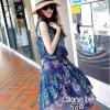 Cliona Made, Lady Pheonix Maxi Dress