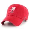 หมวกลิเวอร์พูล 125 ปี Mens '47 Red 125 Clean Up Cap สีแดงของแท้