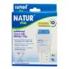 ถุงเก็บน้ำนม Natur รุ่น BPA Free แพค 10 ถุง