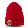 หมวกไหมพรมแมนเชสเตอร์ ยูไนเต็ด Essential Cuff Knit ของแท้