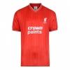 เสื้อเรทโรย้อนยุคลิเวอร์พูล 1986 ของแท้ Liverpool FC 1986 Retro Football Shirt