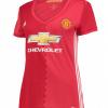 เสื้อแมนเชสเตอร์ ยูไนเต็ด 2016 2017 ทีมเหย้าสุภาพสตรีของแท้