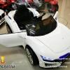 LN176880 รถแบตเตอรี่เด็กนั่งไฟฟ้า BMW 2 มอเตอร์ มี3สี แดง ขาว