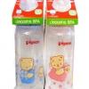 ขวดนมพีเจ้น BPA-Free 8 oz. หมีน้อยโคโร แถมฟรี กระดาษเปียก Baby Wipes 5 แผ่น