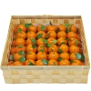 ส้ม ถาดหวายสี่เหลี่ยม