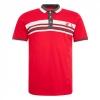 เสื้อโปโลลิเวอร์พูลของแท้ Mens Liverpool FC Tonal Print Polo