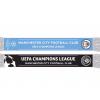 ผ้าพันคอแมนเชสเตอร์ ซิตี้ UEFA Champions League Jaquard Scar ของแท้