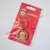 Liverpool shop รับสั่ง พวงกุญแจ ลิเวอร์พูล สินค้าของแท้ Liverpool FC Official Crest Spinning Keyring เหมาะใช้เอง ของฝาก สะสม ที่ระลึก ของขวัญ ให้แด่คนสำคัญ