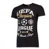 เสื้อทีเชิ้ตแมนเชสเตอร์ ยูไนเต็ด UEFA Champions League Ultimate Stage T Shirt Black ของแท้