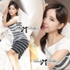 Lady Ribbon's Made Lady Sara Smart Casual Striped Dress