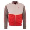 เสื้อลิเวอร์พูลย้อนยุคของแท้ Liverpool FC Mens Red/White Tricot Jacket