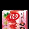 Kit Kat mini Tochiotome 12 sheets