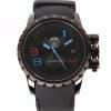 นาฬิกาข้อมือแมนเชสเตอร์ ซิตี้ของแท้ Manchester City Stainless Steel 1894 Watch Black นาฬิกาแมนเชสเตอร์ ซิตี้สแตนเลสสตีล 1894