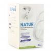 [ยกโหล] แผ่นซับน้ำนมแม่ (แบบกระชับ) Natur 50 ชิ้น * 12 กล่อง