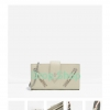 CHARLES & KEITH DOUBLE ZIP DETAIL WALLET