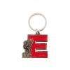 พวงกุญแจลิเวอร์พูลอักษรย่อ E ของแท้