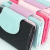 Smart Pastel Pouch กระเป๋าใส่โทรศัพท์ สีนำ้เงินดำ