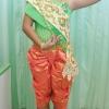 ชุดไทยเด็ก สไบเฉียง+โจงกระเบน มีหลายสี หลายขนาด