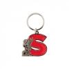 พวงกุญแจลิเวอร์พูลอักษรย่อ S ของแท้