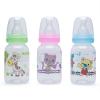 ขวดนม BPA-free พิมพ์คละลาย Natur 4 oz.