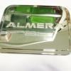 ฝาครอบถังน้ำมันโครเมี่ยม Almera