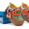 รองเท้าหุ้มส้นเด็กเล็ก Plants Vs Zombies Size 18