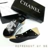 New Chanel Cristal ชาแนลหน้าใส ส้นเตารีด