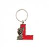 พวงกุญแจลิเวอร์พูลอักษรย่อ L ของแท้