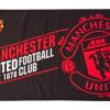 ธงที่ระลึกแมนเชสเตอร์ ยูไนเต็ดของแท้ Manchester United Established Flag