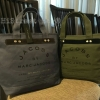 Limited Edition Marc by Marc Jacobs Canvas Zipper Tote Bag