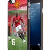 เคสไอโฟน6 แมนเชสเตอร์ ยูไนเต็ด Manchester United 3D iPhone 6 Pogba Cover