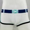 กางเกงในชาย ES Boxer Briefs : สีขาว ผ้าตาข่าย