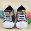 รองเท้าคัชชูเด็กอ่อน ลายพรางทหาร Size 12 13 14