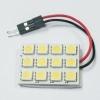 ไฟแผง LED SMD 12 ดวง ใหญ่ ขนาด 2.9CM*2.2CM